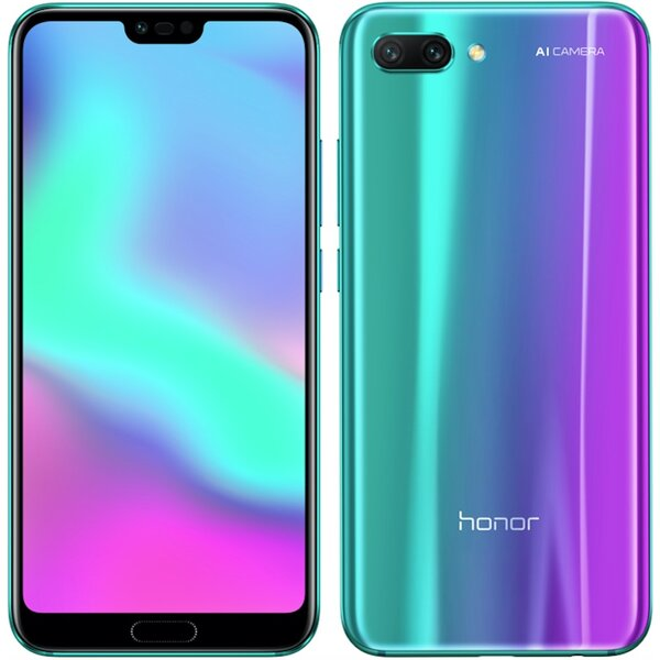 Honor 10 64GB Zelená