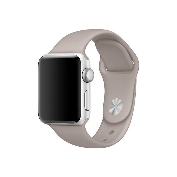 Apple Watch sportovní řemínek 38mm Oblázková