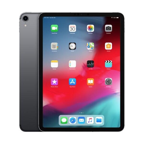 Apple iPad Pro 11 Wi-Fi 256GB Space Gray MTXQ2FD/A Vesmírně šedá