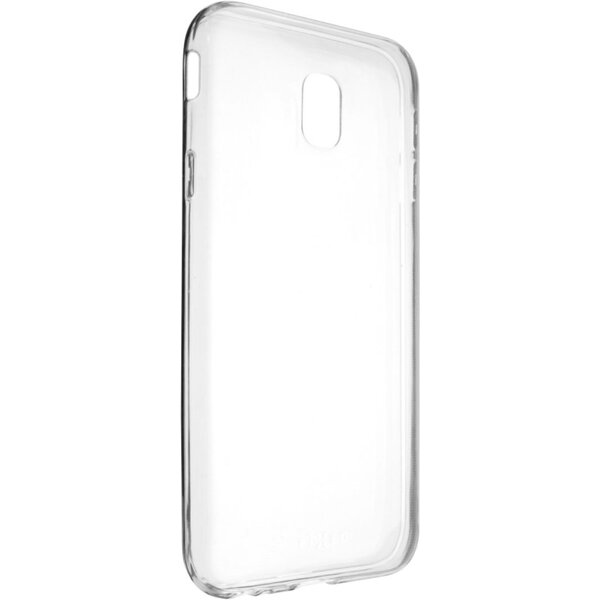 Pouzdro FIXED TPU gelové Samsung Galaxy J3 2017 čiré Čirá
