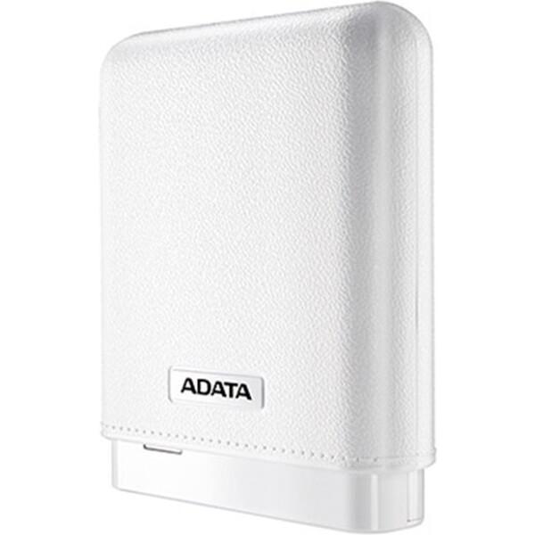 ADATA PV150 Power Bank 10000mAh bílá