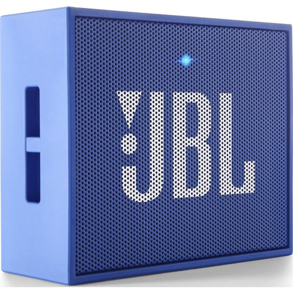 JBL GO bezdrátový reproduktor modrý