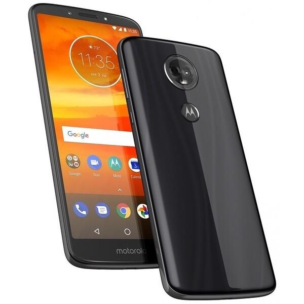 Motorola Moto E5 Plus Šedá