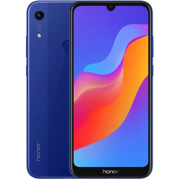 Honor 8A 3/64GB Dual SIM modrý