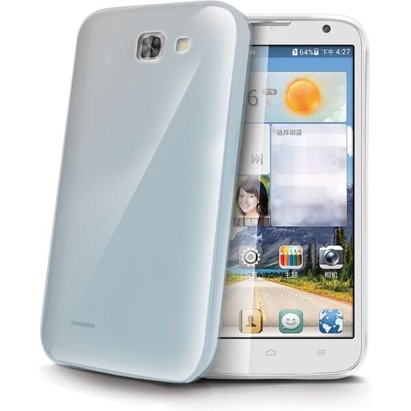 CELLY Gelskin pouzdro Huawei Ascend G730 čiré