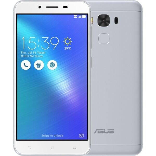 Asus ZenFone 3 Max ZC553KL 32GB Dual SIM LTE stříbrný