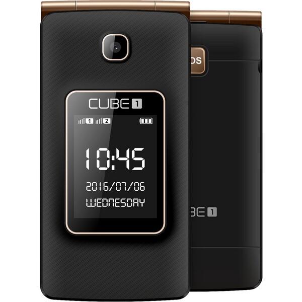 CUBE1 VF200 Černá
