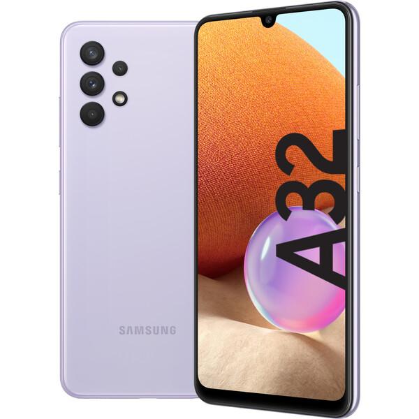 Samsung Galaxy A32 4GB+128GB fialový