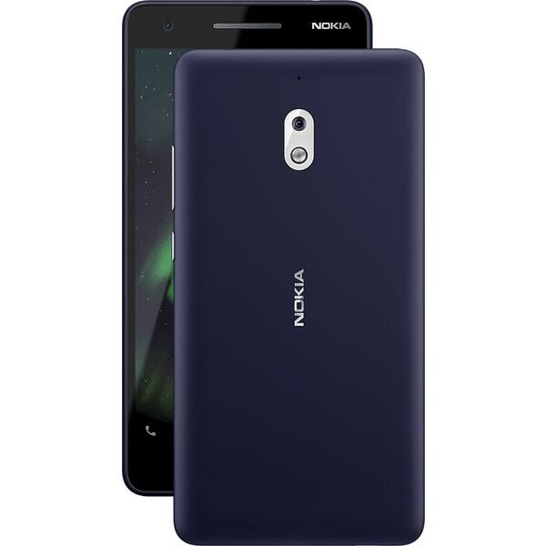 Nokia 2.1 Dual SIM Stříbrná