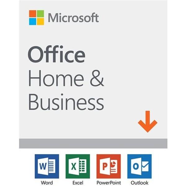 Microsoft Office pro domácnost a podnikatele 2019 CZ - elektronická licence