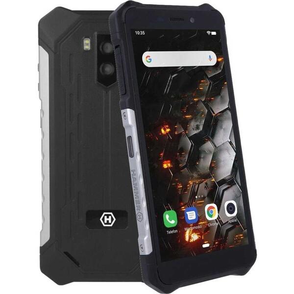 myPhone Hammer Iron 3 3G Stříbrná