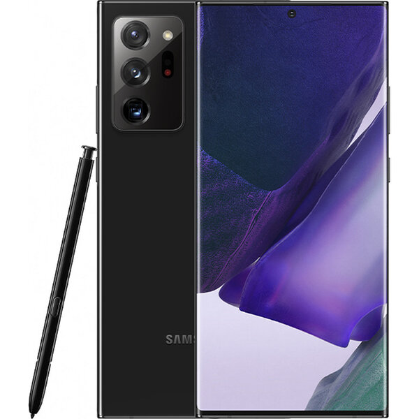 Samsung Galaxy Note20 Ultra 12GB/256GB černý