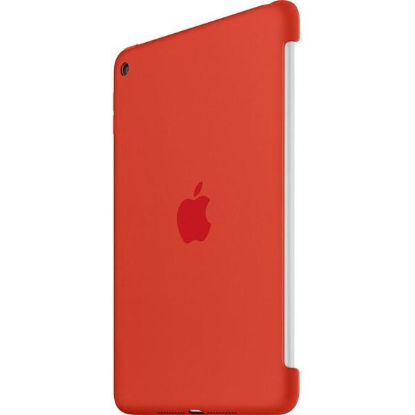 Apple iPad mini 4 Silicone Case MLD42ZM/A Oranžová