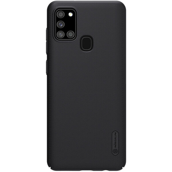 Nillkin Super Frosted kryt Samsung Galaxy A21s černý