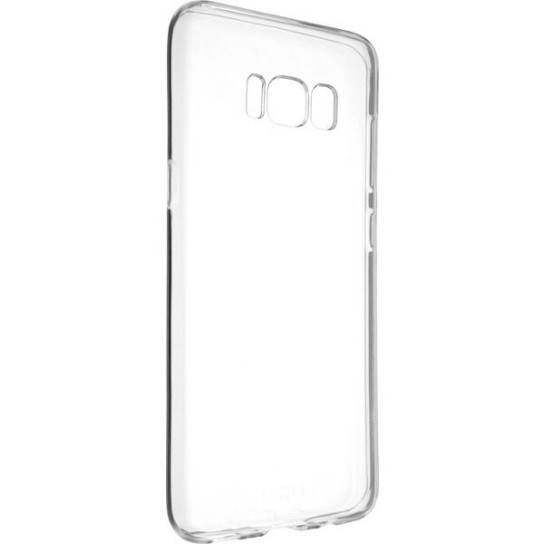 Pouzdro FIXED TPU gelové Samsung Galaxy S8 čiré Čirá