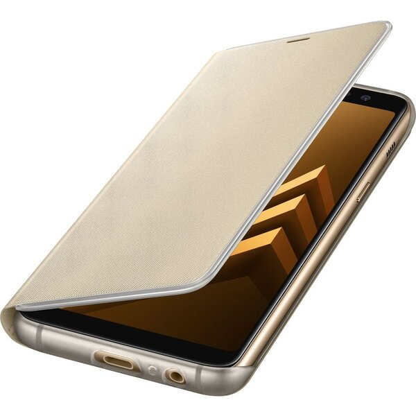 Pouzdro Samsung EF-FA530PF zlaté Zlatá