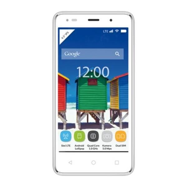CPA myPhone Q-SMART Bílá