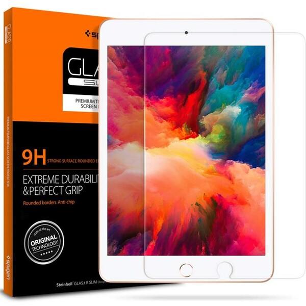 Spigen 2D ochranné sklo Apple iPad mini 2019/mini 4