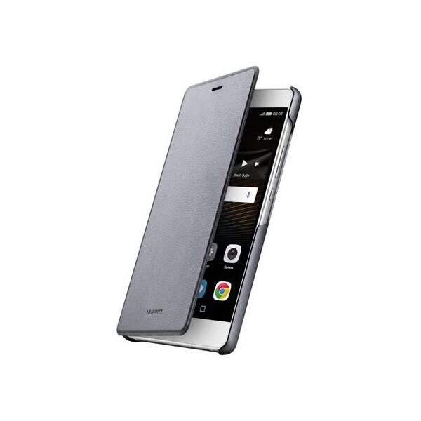 Pouzdro Flipové Folio Huawei P9 Lite šedé - originální