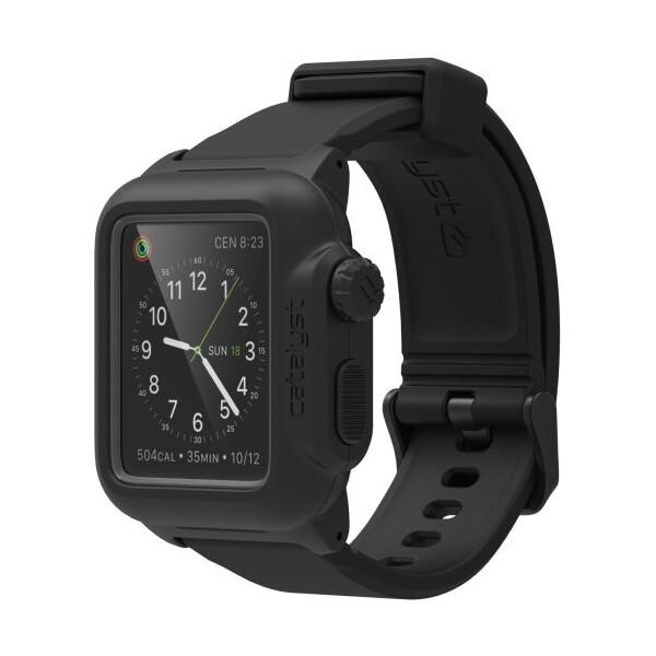 Catalyst odolné vodotěsné pouzdro Apple Watch 2/3 38mm černé