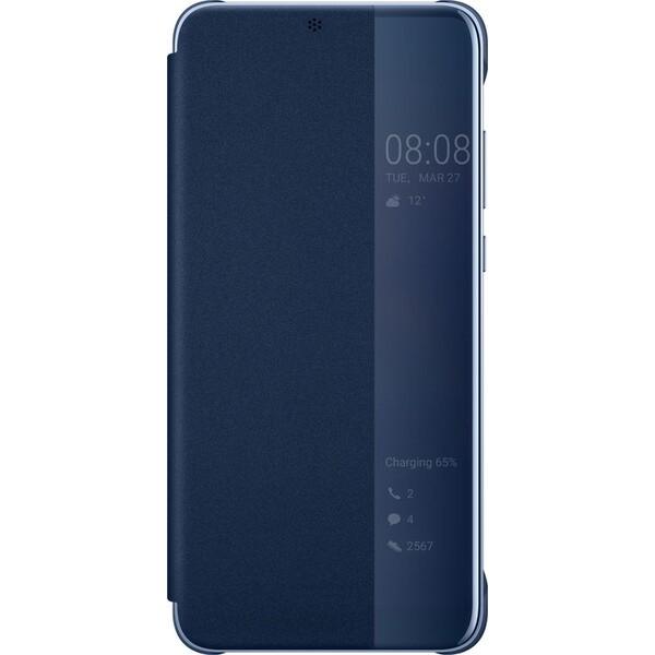 Huawei S-View Cover Huawei P20 Pro modré 51992368 Modrá