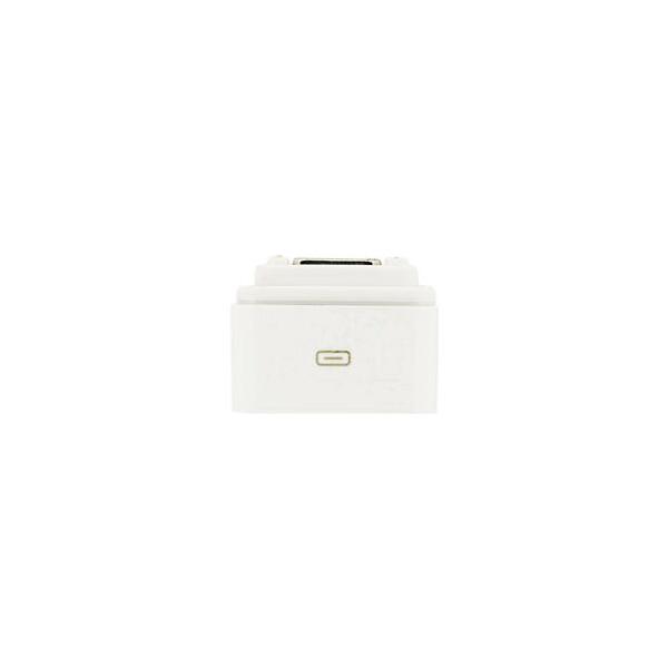 Sony microUSB adaptér s magnetickým konektorem bílý (eko-balení)