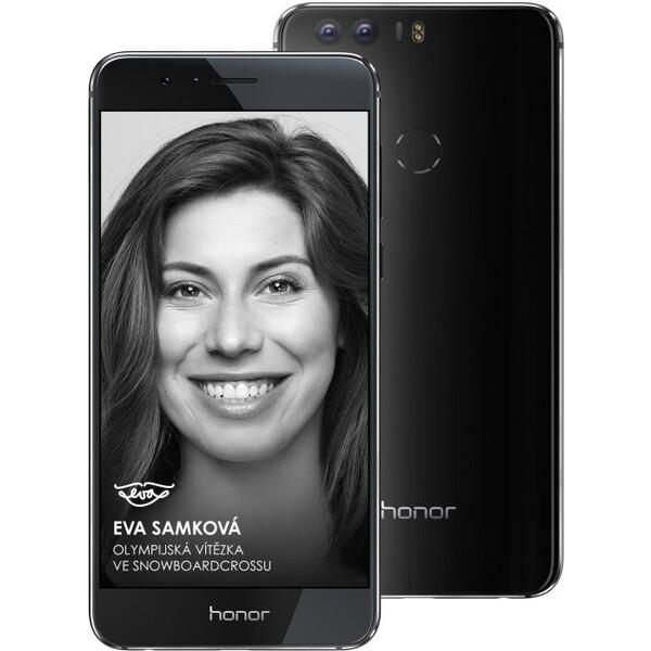 Honor 8 32GB Dual SIM LTE černý