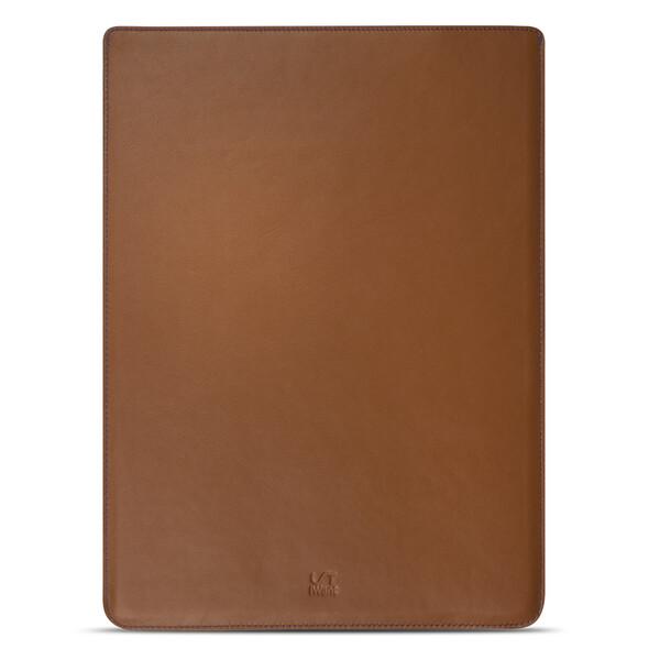 """iWant luxusní kožené pouzdro Apple MacBook Air 13"""" hnědé"""