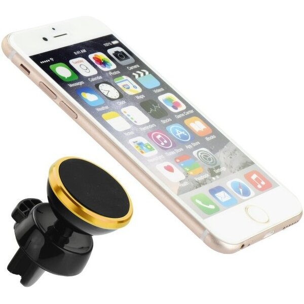 Smarty magnetický držák do auta zlatý