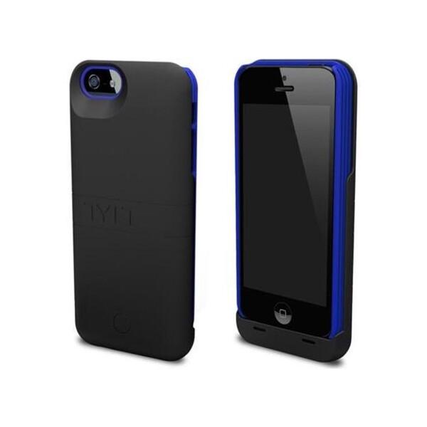 TYLT ENERGI 2350mAh Slide Power Case iPhone 5/5S/SE černý/modrý