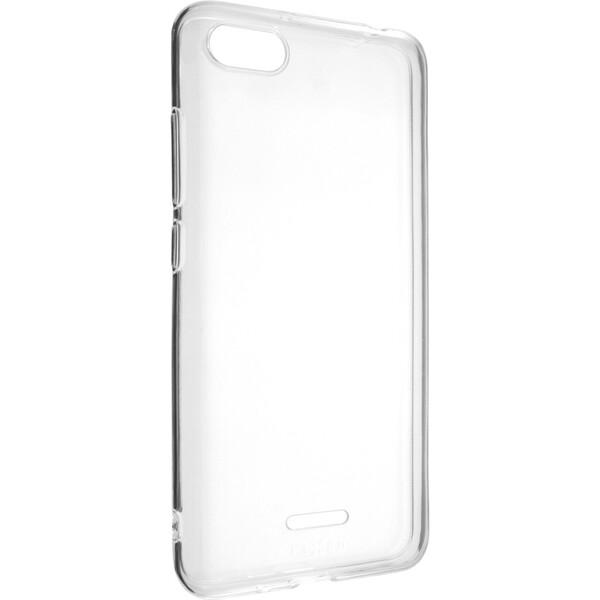 FIXED Skin ultratenký TPU kryt 0,6 mm Xiaomi Redmi 6A čirý