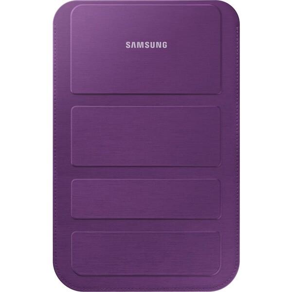 Samsung polohovací kapsa Galaxy Tab 3 7.0 fialová EF-ST210BVEGWW Fialová