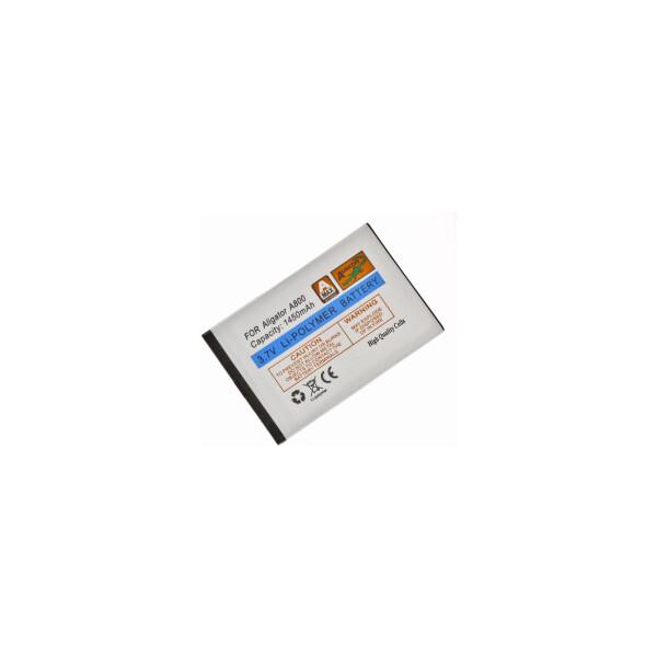 Baterie Aligator A800BAL Bílá