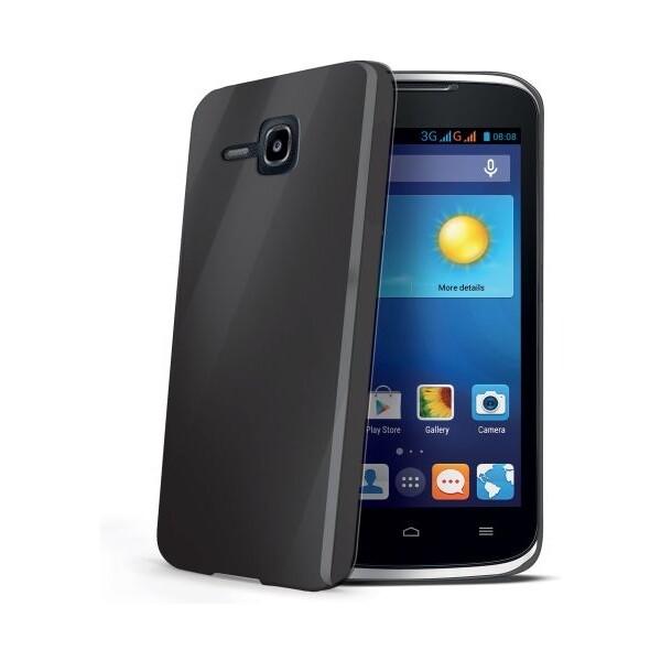 CELLY Gelskin pouzdro Huawei Ascend Y520 černé