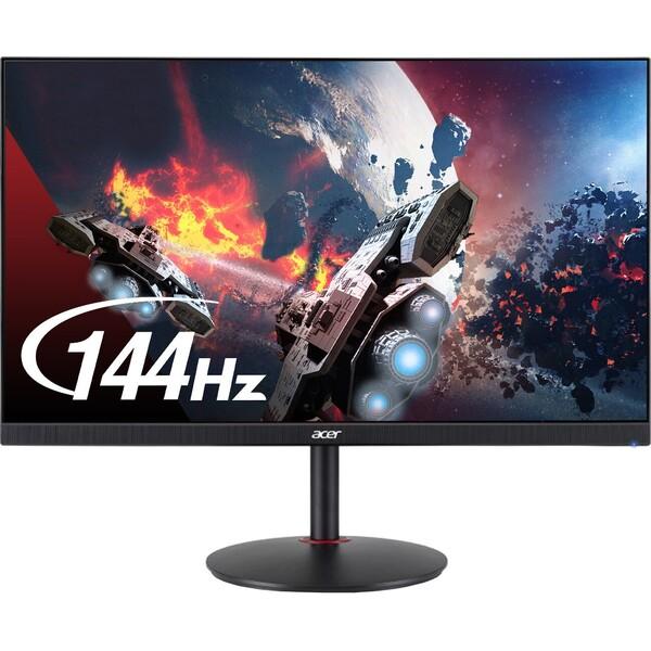 "Acer Nitro XV272UPbmiiprzx monitor 27"" černý"
