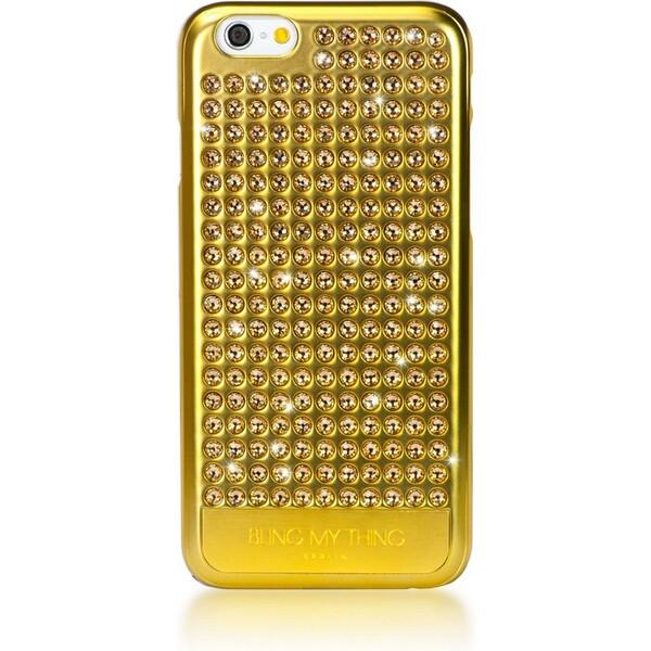 Pouzdro Bling My Thing Extravaganza Pure Apple iPhone 6 zlaté Zlatá
