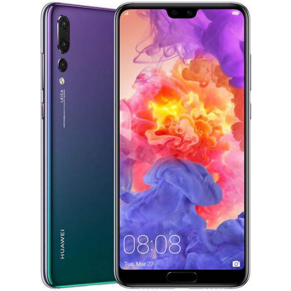 Huawei P20 Pro 6GB/128GB Dual SIM Fialová