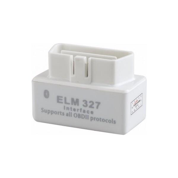 ELM 327 automobilová diagnostická Bluetooth jednotka pro OBD II