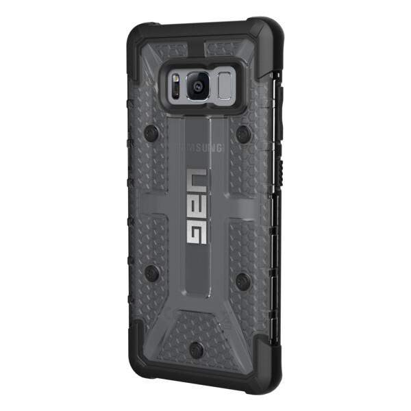 Pouzdro UAG plasma case Ash Samsung Galaxy S8 Šedá