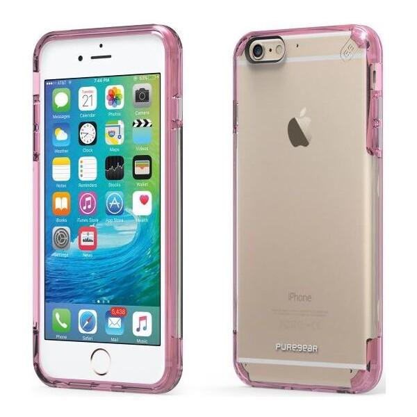 PureGear Slim Shell PRO kryt Apple iPhone 6/6S růžový