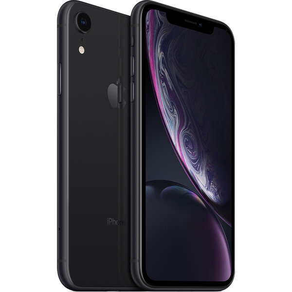 Apple iPhone XR 128 GB Černá