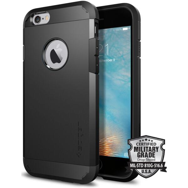 Spigen Tough Armor odolné pouzdro iPhone 6S/6 černé