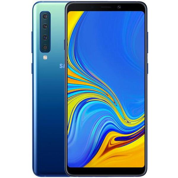 Samsung Galaxy A9 Modrá