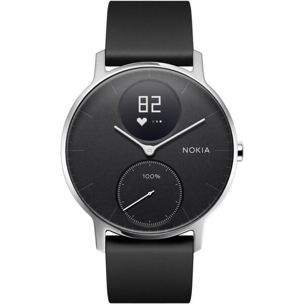 Nokia Steel HR 36mm Černá