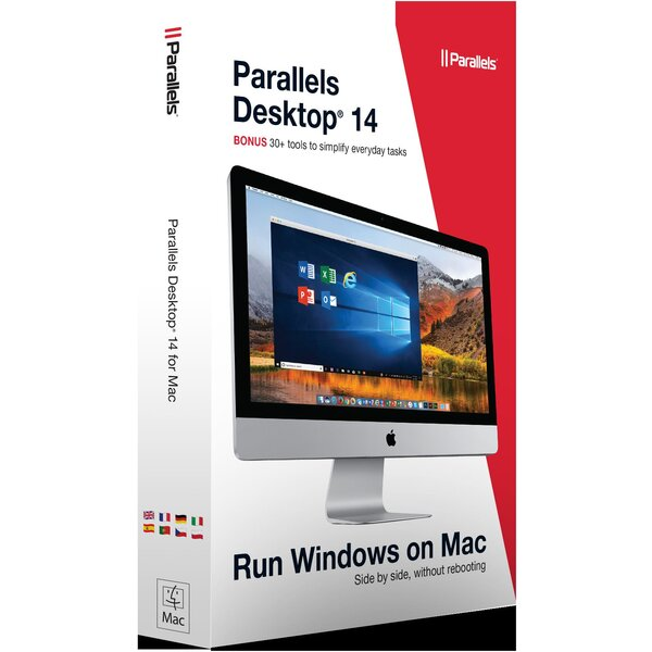 Parallels Desktop 14 Retail Box EU PD14-BX1-EU