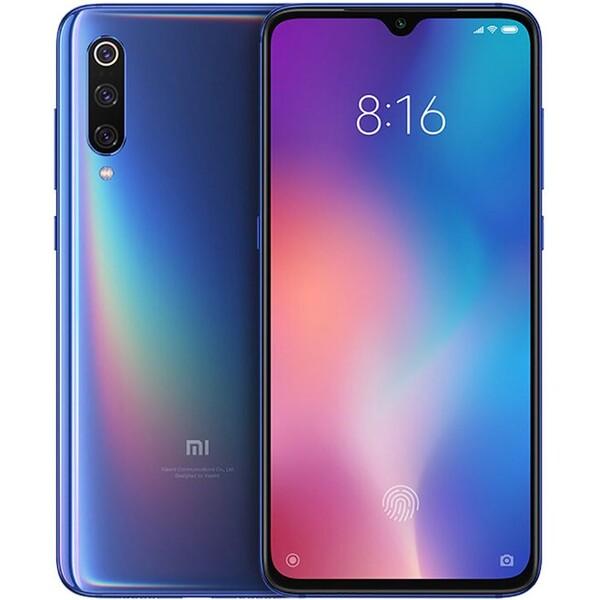 Xiaomi Mi 9 6GB/64GB Modrá