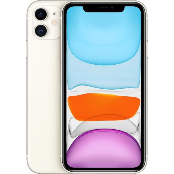 Apple iPhone 11 128GB bílý