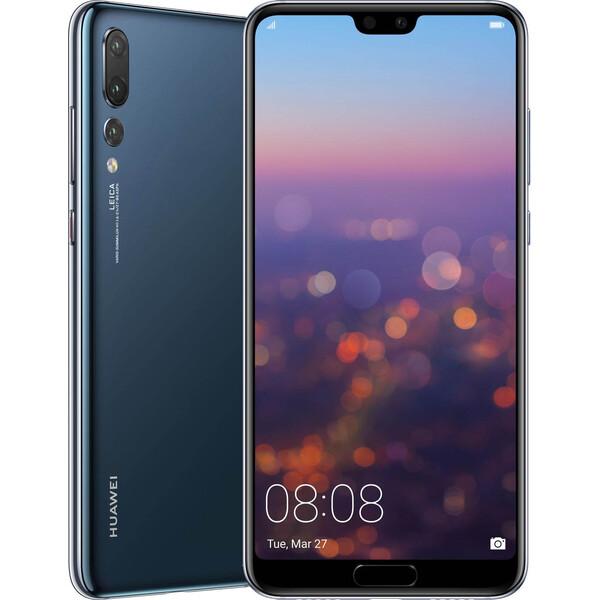 Huawei P20 Pro 6GB/128GB Dual SIM Půlnočně modrá