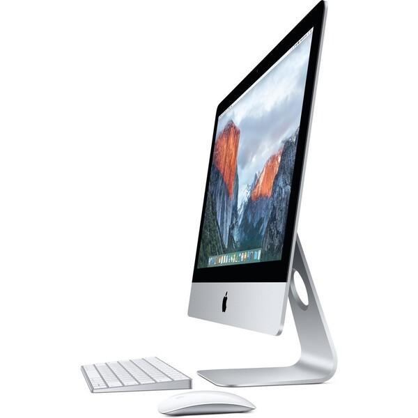 Apple iMac MK142CZ/A Stříbrná