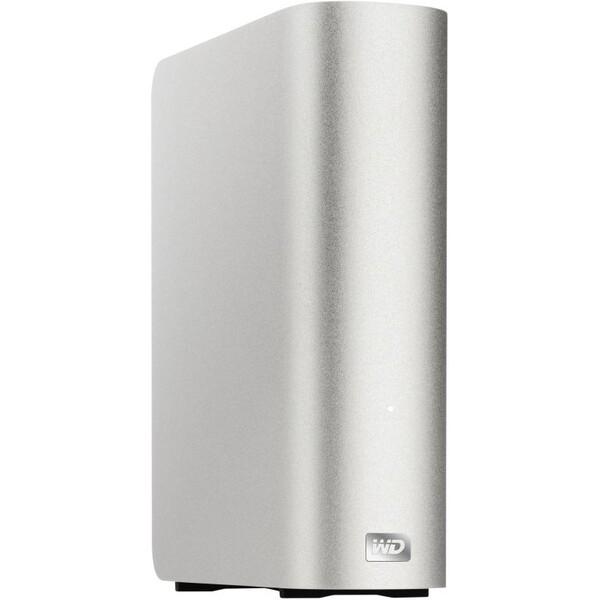 """WD MyBook Studio Ext. HDD 3.5"""" 3TB USB 3.0 stříbrný"""